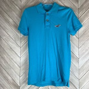 Hollister polo size small men's